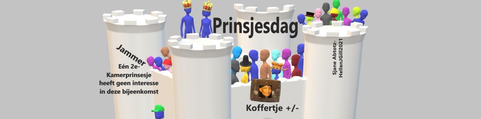 Eén 2e-Kamerprinsesje en Prinsjesdag, Sjane Abtotz-HellenJGill